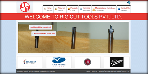 Rigicut Tools Pvt. Ltd.